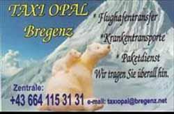 Taxi Opal
